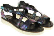 Womens Ladies Keddo Leather Summer Sandals Thumbnail 5