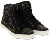 Womens Ladies Keddo Faux Suede Trainer Boots Thumbnail 5