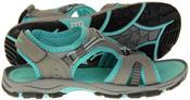 Womens Ladies Dunlop Casual Summer Trekking Sandals Thumbnail 7