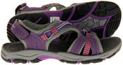 Womens Ladies Dunlop Casual Summer Trekking Sandals Thumbnail 10