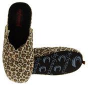 Womens DE FONSECA Leopard Print Mule Slippers Thumbnail 7