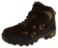Mens GOLA ANVIL Vibram Waterproof Suede Hiking Boots