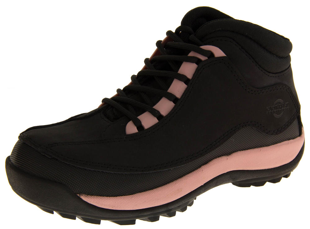 Womens NORTHWEST TERRITORY Sovereign Leather Safety Boots