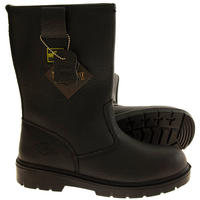 Mens NORTHWEST TERRITORY Labrador Leather Rigger Boots Thumbnail 3