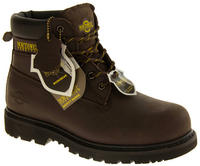 Mens NORTHWEST TERRITORY WATSON Leather Safety Boots Thumbnail 2