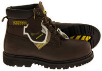 Mens NORTHWEST TERRITORY WATSON Leather Safety Boots Thumbnail 3