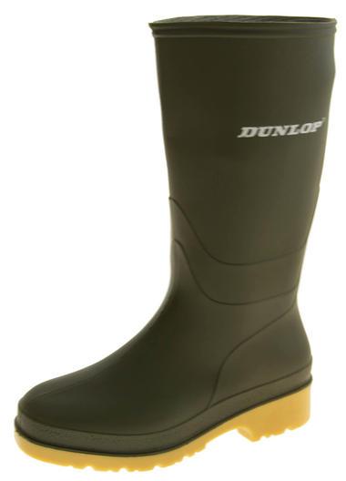 Womens Girls DUNLOP Wellington Boots