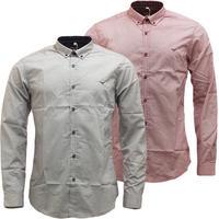 Threadbare Long Sleeve Shirt Baldwin 31
