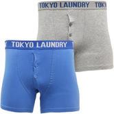 Tokyo Laundry Boxer Short 'Hawk'