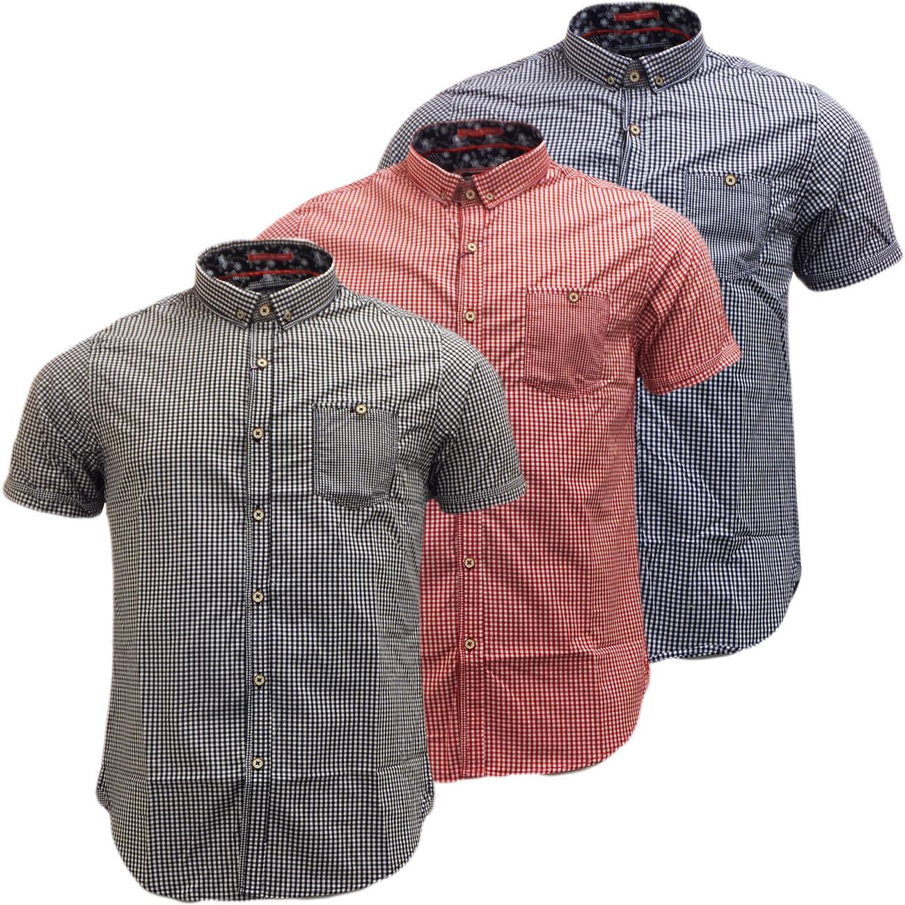 Brave Soul Short Sleeve Shirt 'Clement'