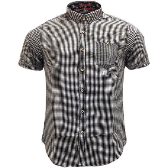 Brave Soul Short Sleeve Shirt 'Clement' Thumbnail 2
