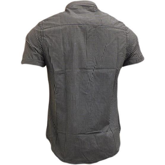 Brave Soul Short Sleeve Shirt 'Clement' Thumbnail 3