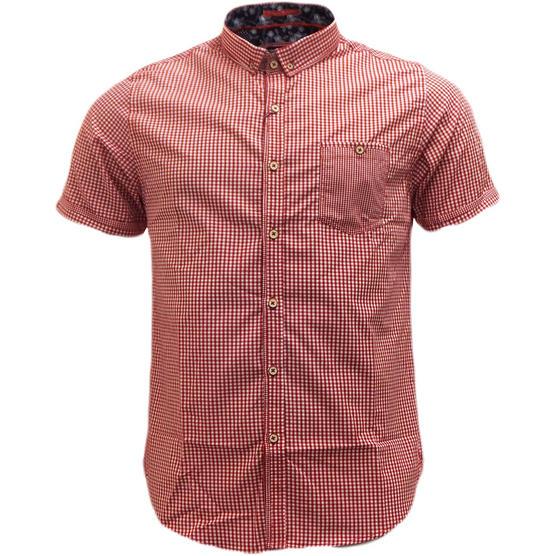 Brave Soul Short Sleeve Shirt 'Clement' Thumbnail 6