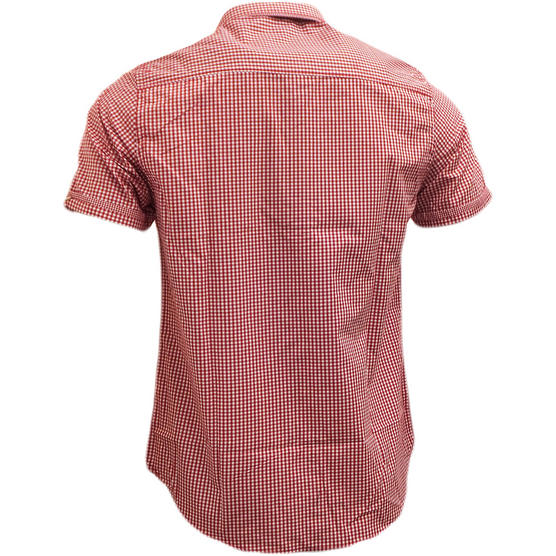 Brave Soul Short Sleeve Shirt 'Clement' Thumbnail 7