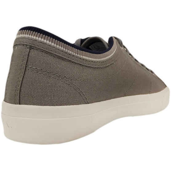 Fred Perry Trainer Canvas Footwear Grey Thumbnail 4