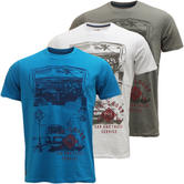 Mens T Shirts South Shore T-Shirt 'Car and Truck Service' New M L XL XXL