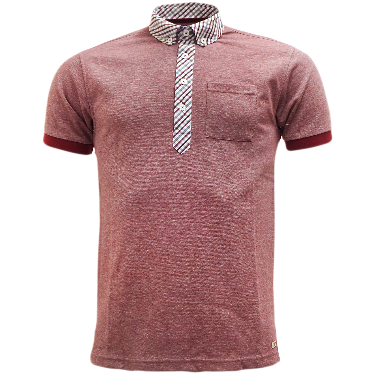 Dickens & Browne Short Sleeve Polo Shirt