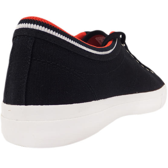 Fred Perry Trainer Canvas Footwear Navy Thumbnail 4