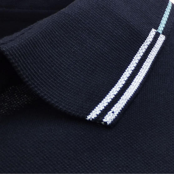 Fcuk Plain Polo Shirt Thumbnail 4
