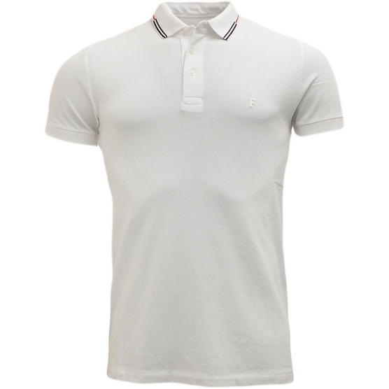 Fcuk Plain Polo Shirt Thumbnail 5