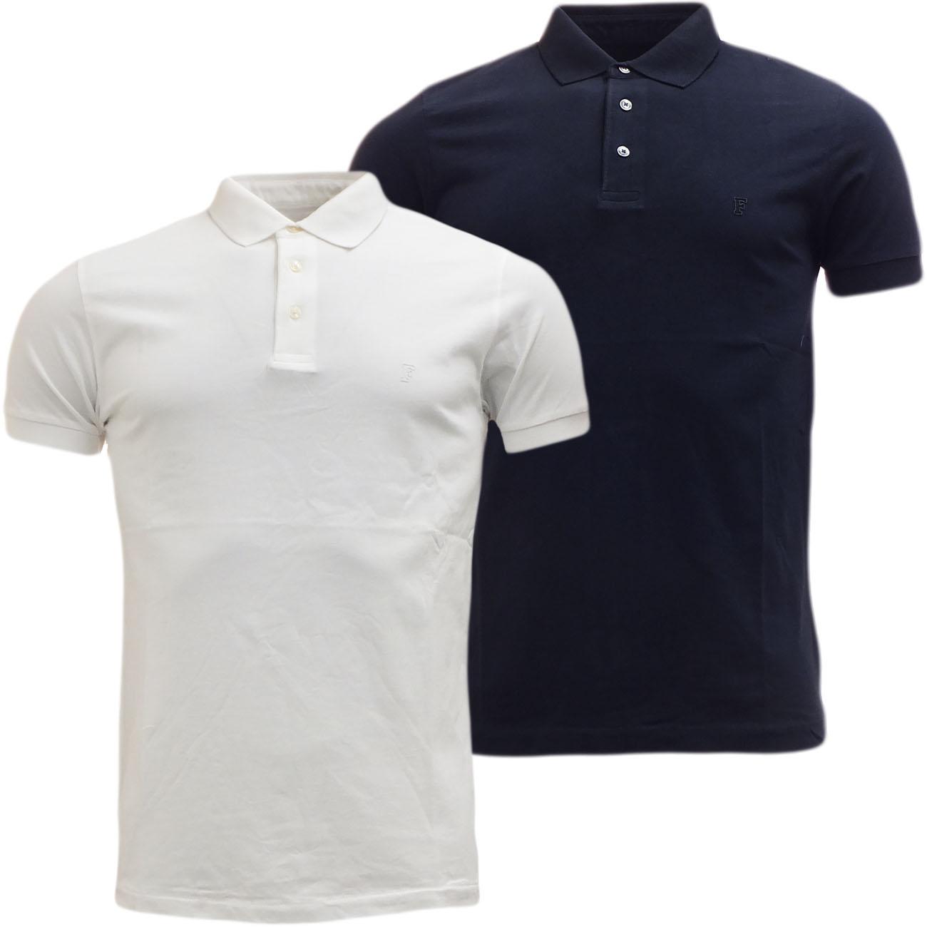 Fcuk Plain Polo Shirt