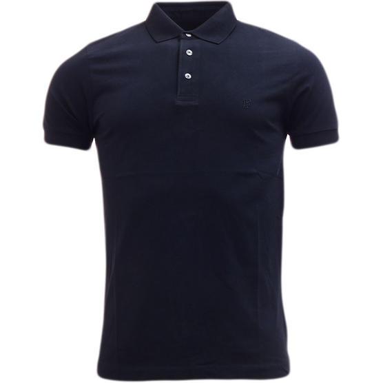 Fcuk Plain Polo Shirt Thumbnail 2