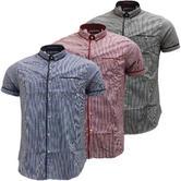 Brave Soul Gingham Check Shirt