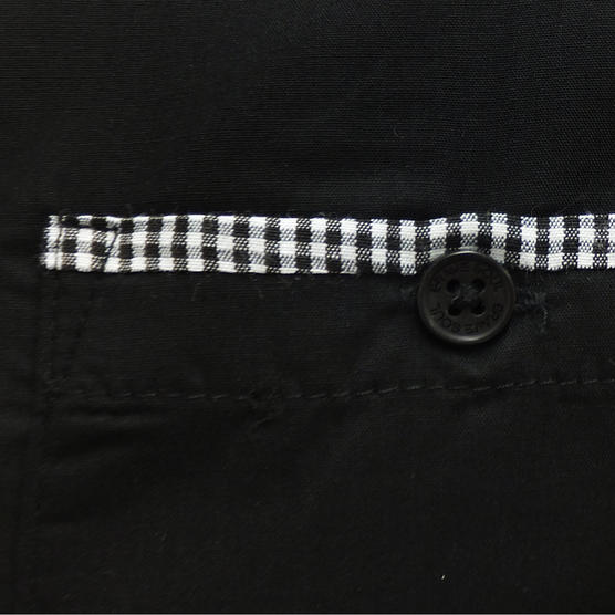 Brave Soul Short Sleeve Shirt Plain Retro Collar Shirts Colvin Thumbnail 5