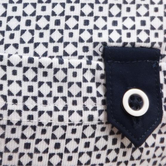 Bewley Ritch Mens T-Shirt - Pattern Pocket T Shirts 'Faxton' Thumbnail 3