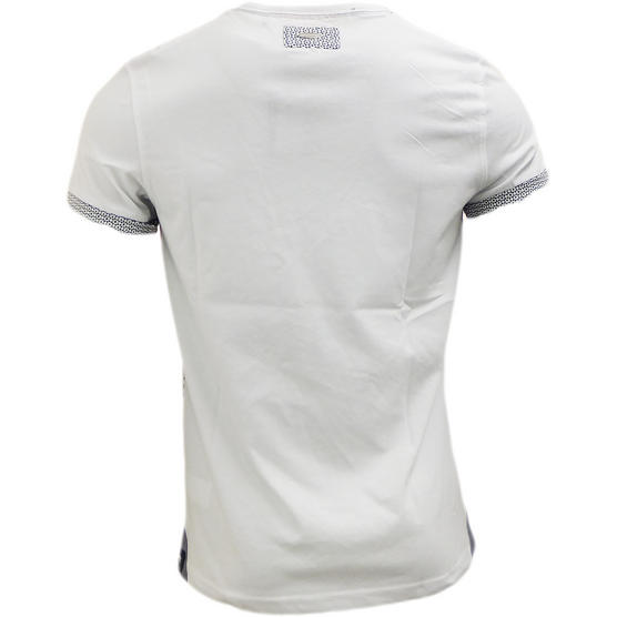 Bewley Ritch Mens T-Shirt - Pattern Pocket T Shirts 'Faxton' Thumbnail 4