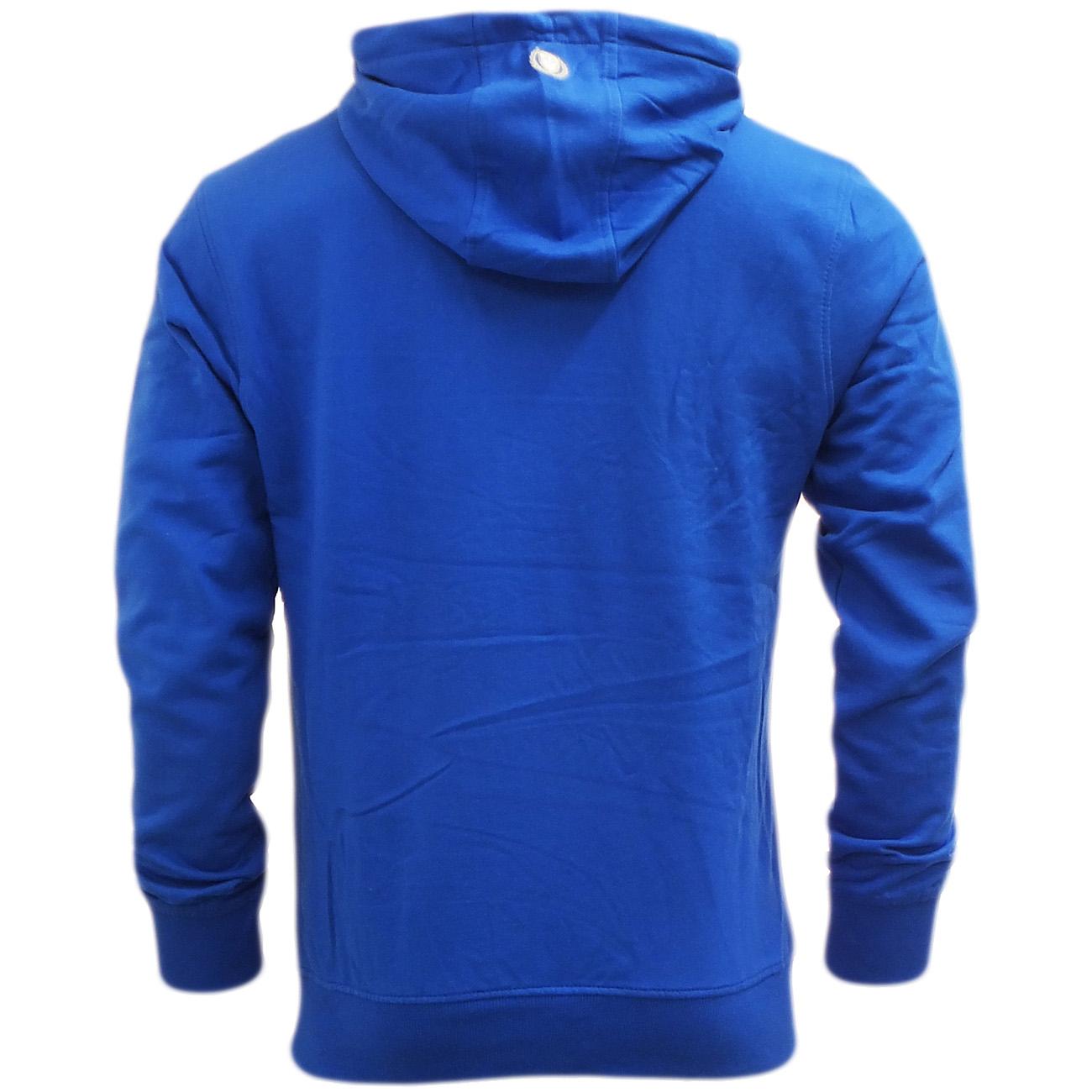 72a42dd3848 Sentinel Mens Royal Blue Hoodie Large - Twisted Faith Hooded Jumper  Sweatshirt - Rafaello