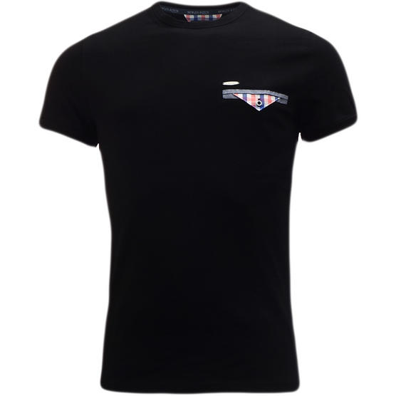 Bewley Ritch Plain T Shirt 'Foxhole' Thumbnail 2