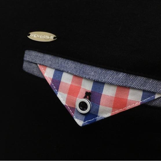 Bewley Ritch Plain T Shirt 'Foxhole' Thumbnail 3