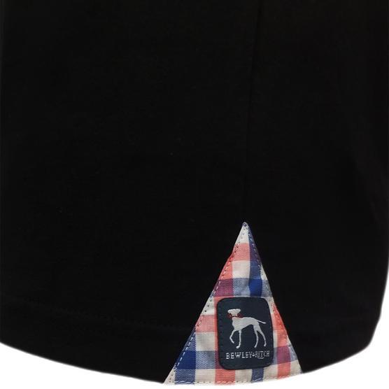 Bewley Ritch Plain T Shirt 'Foxhole' Thumbnail 4