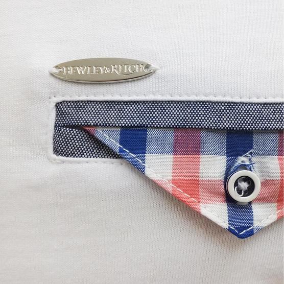 Bewley Ritch Plain T Shirt 'Foxhole' Thumbnail 8
