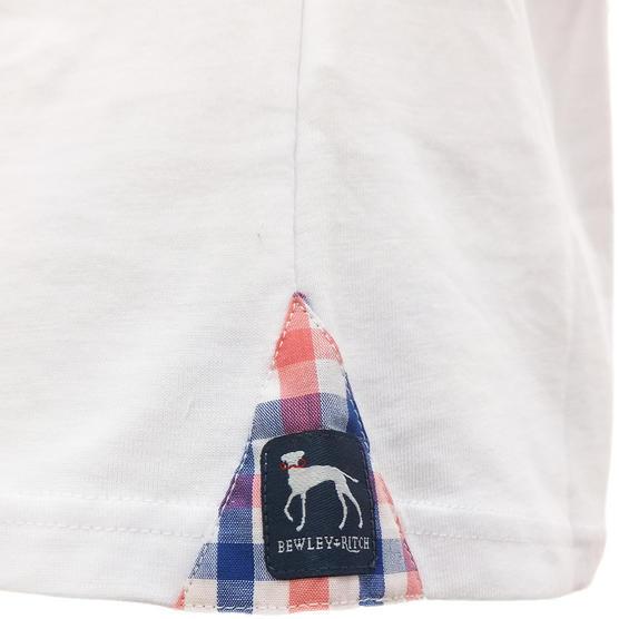 Bewley Ritch Plain T Shirt 'Foxhole' Thumbnail 9