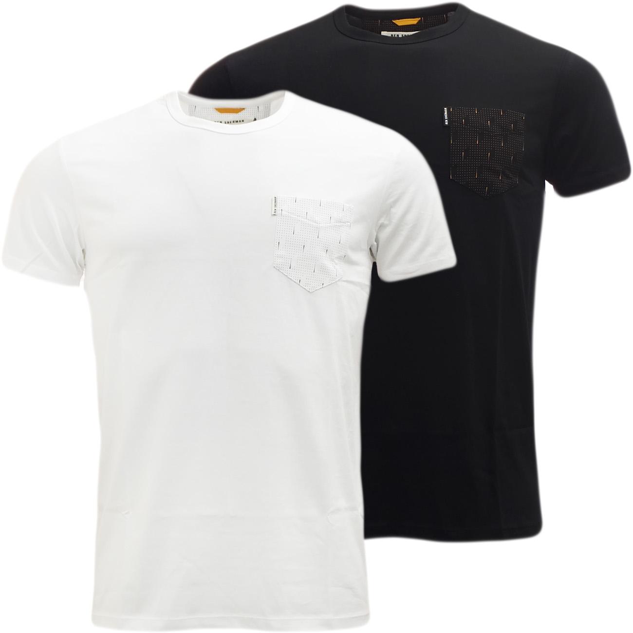 Ben Sherman Plain T Shirt