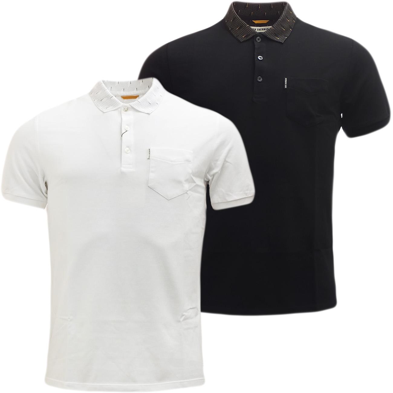 Ben Sherman Plain Polo Shirt