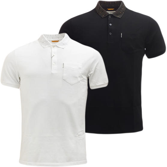 Ben Sherman Plain Polo Shirt Thumbnail 1