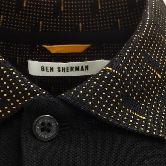Ben Sherman Plain Polo Shirt Thumbnail 6