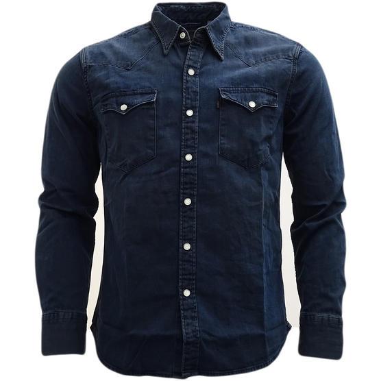 Mens Shirts Levi Strauss Long Sleeve Denim Shirt Thumbnail 5