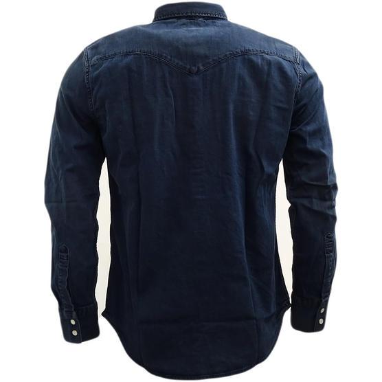 Mens Shirts Levi Strauss Long Sleeve Denim Shirt Thumbnail 6