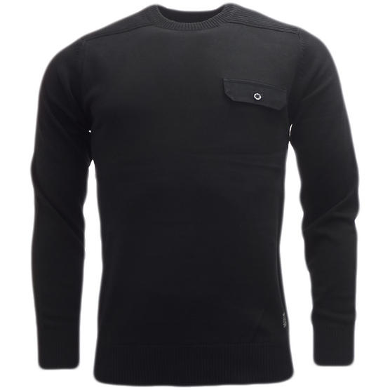Brave Soul Knitted Jumper 'Persian' Thumbnail 2