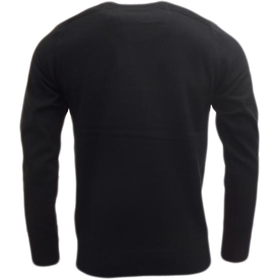 Brave Soul Knitted Jumper 'Persian' Thumbnail 3