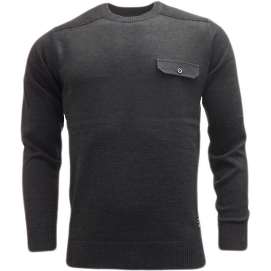 Brave Soul Knitted Jumper 'Persian' Thumbnail 6