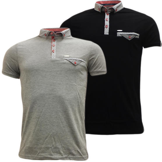 Bewley Ritch Polo Shirt 'Forest' Thumbnail 1
