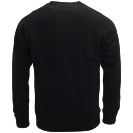 Brave Soul Knitted Jumper with Sweatshirt Back & Arms  'Chopen' Thumbnail 3
