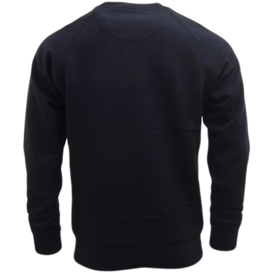 Brave Soul Knitted Jumper with Sweatshirt Back & Arms  'Chopen' Thumbnail 5