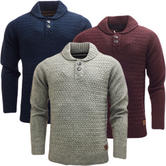 Threadbare Overhead Knitted Jumper