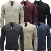 Threadbare V Neck Knitted Jumper